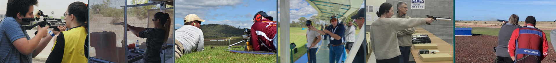 Come and try shooting Australia