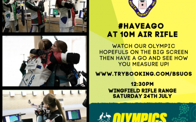 OLYMPIC LIVE AT WINGFIELD RIFLE RANGE