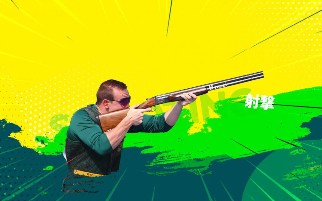 Read about Olympic Shotgun Athlete Paul Adams